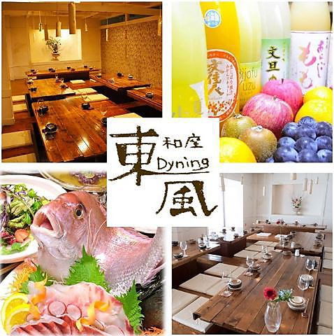 居酒屋Dyning 東風(こち)