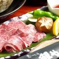料理メニュー写真A4ランクの松坂牛