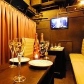 VIP個室もございます!!最大15名様までOK♪ホットペッパーからのクーポンで5000円のチャージ料をカット☆■4名~15名