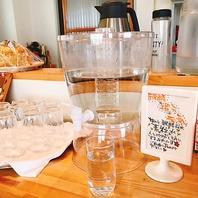 《健康に良いと言われている素粒水を使っています☆》