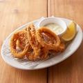 料理メニュー写真■イカフリット タルタルソース