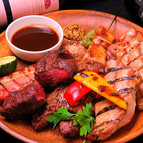 農場直営肉バル Hacienda del porcina