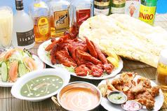 インドレストラン フルバリ 南千住店の画像