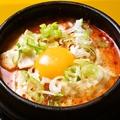 料理メニュー写真純豆腐(スンドゥブ)チゲ