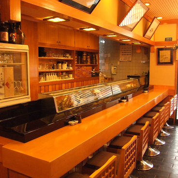 所沢 寿司初の雰囲気1