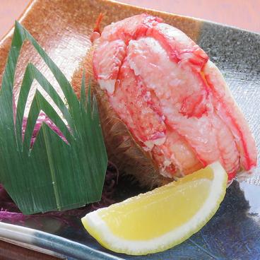鮨と肴こばやしのおすすめ料理1