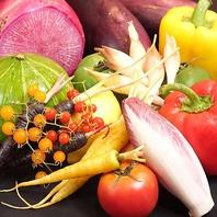 彩りがうれしい「野菜」。熊本県産オーガニック