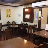 1テーブルが広々した空間で食事もしやすいです。