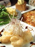 100種以上の豊富な料理
