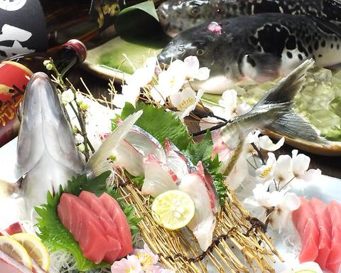 活魚料理 天笑 神南辺店