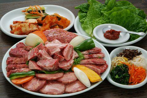 極上A5ランクのお肉を提供!宴会メニューも充実な錦糸町に行ったら立ち寄りたい店