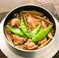 山形県産はえぬき米使用「釜炊きご飯」