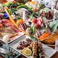 エビスの名物料理が勢揃い!コースは飲み放題付で3000円~!味・ボリューム共に大満足とご好評をいただいております!