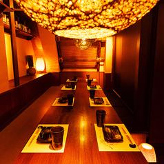 浦和駅から徒歩1分の好立地!各種宴会、パーティーに最適な個室空間をご用意しております。完全個室なっておりますので接待や会食にもおすすめです。浦和での様々なシチュエーションに幅広くご利用頂けます。