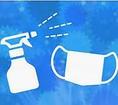【コロナ対策】スタッフのマスク着用アルコール除菌処理の徹底