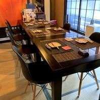 【2F】最大25名様までのテーブル個室席!
