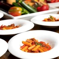 本格イタリアンをランチでディナーでリーズナブルに…