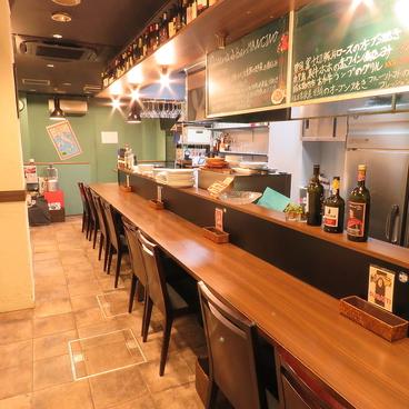 Osteria&Bar MANCINOの雰囲気1