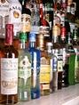 【ウィスキーも種類豊富な約50種類♪】竹鶴・ジャックダニエル・山崎12年等人気銘柄からブッカーズ・アードベック10年等種類豊富に600円~ご用意しております!