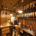 日本酒をはじめとした銘柄酒などの贅沢飲み放題!!セルフなので、ちょっとずつ利き酒してみたり、オリジナルカクテルをつくってみたり・・楽しさ無限大!!