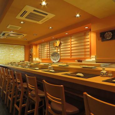 鮨と肴こばやしの雰囲気1