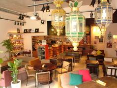 猿カフェ 葵店の写真