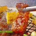 料理メニュー写真【食べ放題コースより】昔ながらの秘伝カルビ