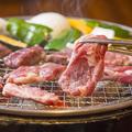 料理メニュー写真レアジンギスカン/厚切り塩ジンギスカン/ネギ塩ジンギスカン