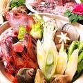 料理メニュー写真日本海いしる鍋 (二名様より)