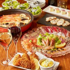 湘南バルはなたれ The Fish and Oysters 横浜スカイビル店のおすすめ料理1