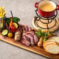 料理メニュー写真◆メリメロチーズフォンデュ