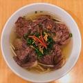 料理メニュー写真フォーボータイ牛肉のフォー