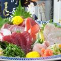 料理メニュー写真本日大漁盛り
