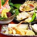 料理メニュー写真北海道産 松葉がに 一尾コース