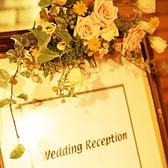 婚礼二次会の特典も多数あり