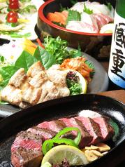 讃岐の美食と香川の地酒 讃蔵 さんぞうのコース写真