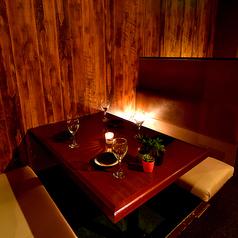 和モダンの暖かみある個室◎渋谷駅徒歩2分/個室/居酒屋/食べ放題!!宴会・カップル・合コン・女子会・誕生日・記念日におすすめです♪予約必須、早い者勝ちです!!渋谷・食べ放題・居酒屋での宴会なら渋谷梵で決まり♪