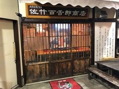 佐竹百舌郎商店の写真