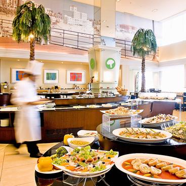 神戸メリケンパーク オリエンタルホテル サンタモニカの風の雰囲気1