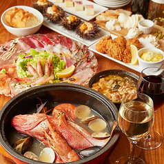 湘南バルはなたれ The Fish and Oysters 横浜スカイビル店の写真