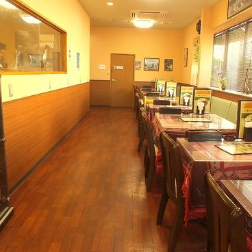 インドダイニングカフェ マター 下中野店の雰囲気1