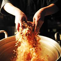 百戦錬磨の料理人