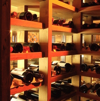 【ウォークインワインセラーあり☆ワイン豊富です♪】