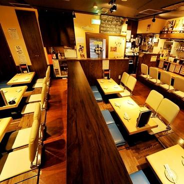 渋谷っ子居酒屋 とととりとん 魚鶏豚の雰囲気1