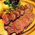 料理メニュー写真アメリカ産 牛ハラミのグリル(約150g)