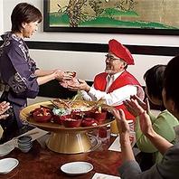 宇都宮甲羅本店で還暦や古希など長寿のお祝いも