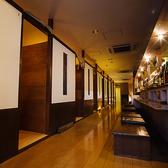 個室ダイニング 旬鮮酒場 一粋の雰囲気3