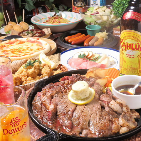 """American Dining MOBY モビー 岡山駅前店"""