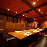 最大70名までの宴会が可能な「もつ金」!!食べ放題&飲み放題コースは2800円(税抜)~とオトクです!!