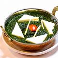 料理メニュー写真パルンゴチーズカリー